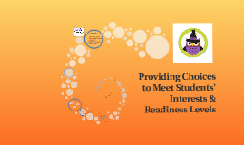 Engaging Students With Choices