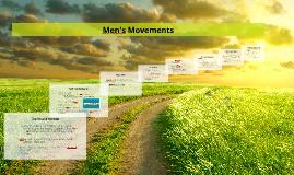 Masculinist Men's Movement: Free Men