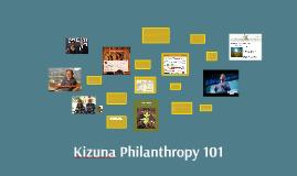 Philanthropy 101