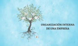 Copy of ORGANIZACIÓN INTERNA DE UNA EMPRESA