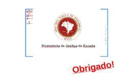 Promotoria de Justiça de Escada