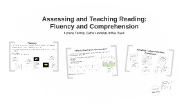 Printer-Friendly Assessing and Teaching Reading: Fluency and Comprehension
