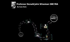 Donald wiseman