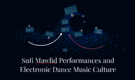 Sufi Mawlid Performances and Electronic Dance Music Culture
