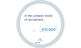 Escape Recruitment Services: About us