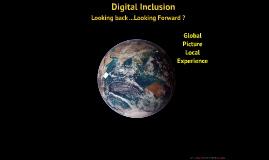 Quick Limerick History of Digital Inclusion