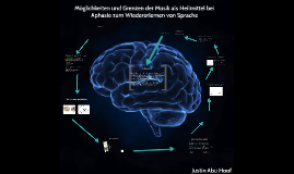 Möglichkeiten und Grenzen der Musik als Heilmittel bei Aphasie zum Wiedererlernen von Sprache