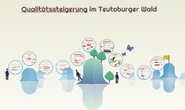 Copy of Qualitätssteigerung im Teutoburger Wald