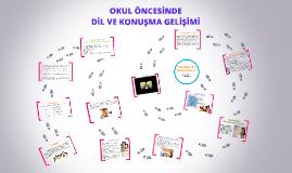 Copy of Okul Öncesinde Dil ve Konuşma Gelişimi