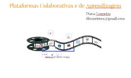 Copy of Plataformas Colaborativas e de Aprendizagem