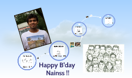 Happy B'day Nainss !!