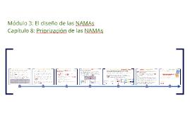 NAMA Curso Online 8 - Priorización de las NAMAs