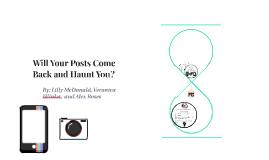 Will Your Posts Come Back and Haunt You?