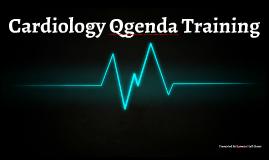 Qgenda Training for Cardio