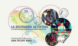 INSTITUCIÓN EDUCATIVA SAN FELIPE NERI