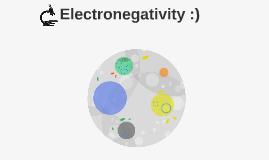 Electronegitivity