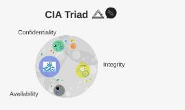 Copy of The CIA Triad