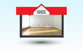 House project - animated Prezi classic template