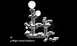 4 Major Heart Robbers