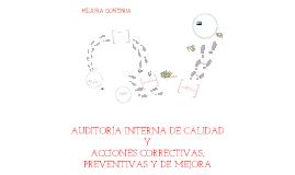 Copy of ACCIONES PREVENTIVAS, CORRECTIVAS Y DE MEJORA