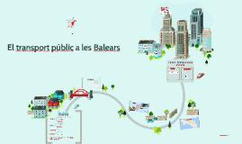 EL transport públic a les Balears