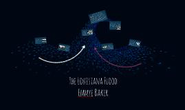 The Louisiana Flood