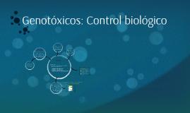 NTP 192: Genotóxicos: Control biológico