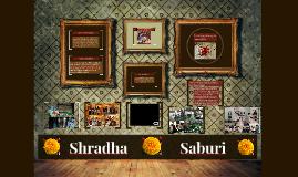 Shradha               Saburi