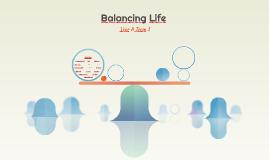 Balancing Life