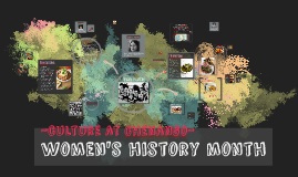 Woman's History Month Culture at Chenango