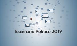 Escenario Político 2019