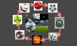 El fútbol o futbol1 (del inglés británico football), también