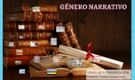 Copy of Género Narrativo Completo