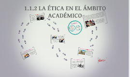 1.1.2 LA ÉTICA EN EL ÁMBITO ACADÉMICO