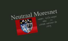 Neutraal moresnet