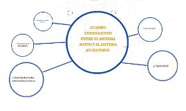 Copy of Cuadro comparativo entre el sistema Mixto y el sistema acusa