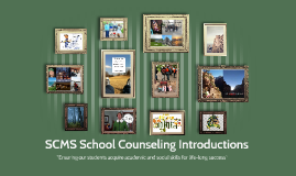 SCMS School Counseling