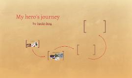 My hero's journey