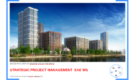 STRATEGIC PROJECTS MANAGEMENT  WS EAE