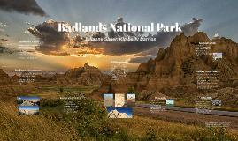 Badlands-Geo 101