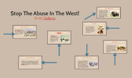 Stop The Abuse In The West!