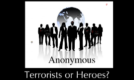 Anonymous - Intro Project.
