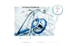 Copy of The History of Healthcare