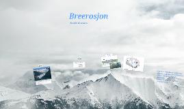 Breerosjon