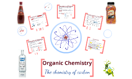 Organic chemistry - the chemistry of carbon