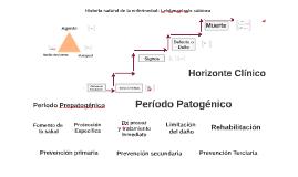 Copia de Historia natural de la enfermedad: Leishmaniasis cutánea