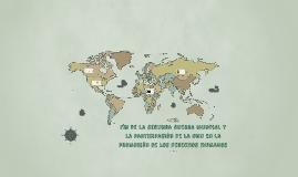 Fin de la segunda guerra mundial y la participación de la ON