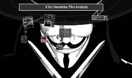 V for Vendetta: Film Analysis