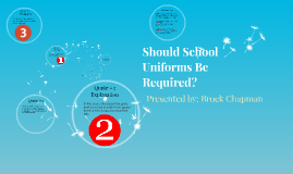 should uniforms be required