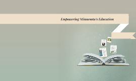 Empowering Minnesota Education